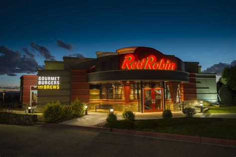 Red Robin Gourmet Burgers | DP3 Architects