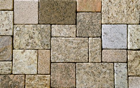 realstone recycling granite pavers traditional