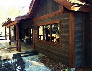Barn, Wood, Alternative-, Ranchwood, Siding, And, Aquafir, Timbers