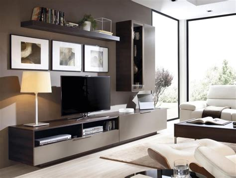 Best Bedroom Tv Uk by Modern Wall Storage System With Sideboard Glass Display