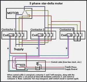 Sketch Star Delta Wiring Diagram Full For Android