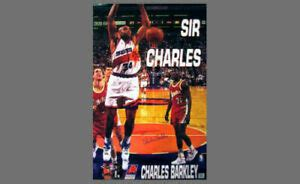 All statistics and awards listed were during the player's tenure with the suns only. Rare Charles Barkley SIR CHARLES SLAM 1993 Phoenix Suns Vintage Original POSTER | eBay
