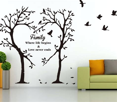 20 best ideas of family tree wall