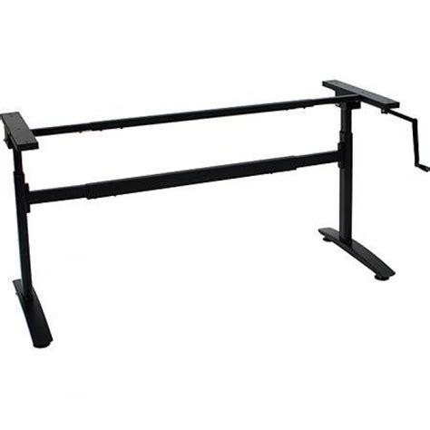 Hand Crank Height Adjustable Table () 100x At Ke Hardware