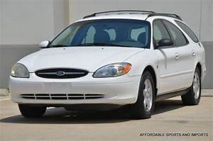 Purchase Used 2002 Ford Taurus Station Wagon  No Reserve