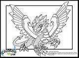 Coloring Nightmare Wings Fire Pages Dragon Monstrous Train Seawing Colorings Nightwing Printable Dragons Getdrawings Marvelous Getcolorings sketch template