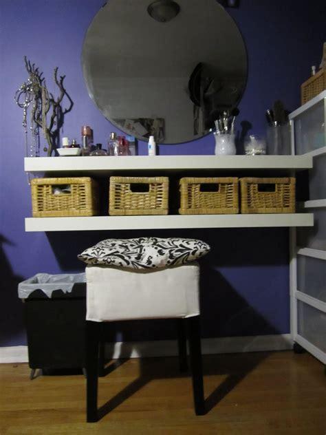 Diy Vanity Table Plans by Dressing Table Ikea Hackers Ikea Hackers