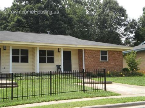 statesville nc  income housing  apartments