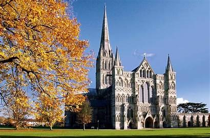 Salisbury Cathedral England Church History Centre Katedrala