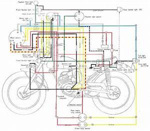 Honda Cb 175 Wiring Diagram 27279 Centrodeperegrinacion Es