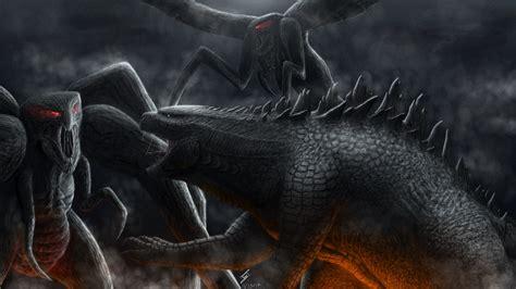 Godzilla 2014 By Demplex On Deviantart