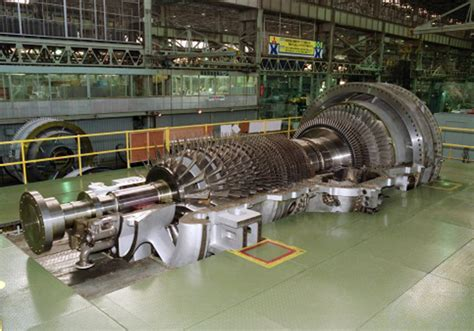 Mhps To Supply Three M701 Da Gas Turbine/generator Sets To