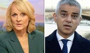 London knife crime: BBC host FIRES back at Sadiq Khan in ...
