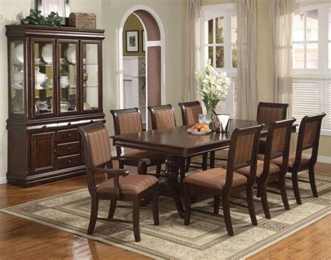formal dining room tables merlot 7 piece formal dining room set table 4 side chairs