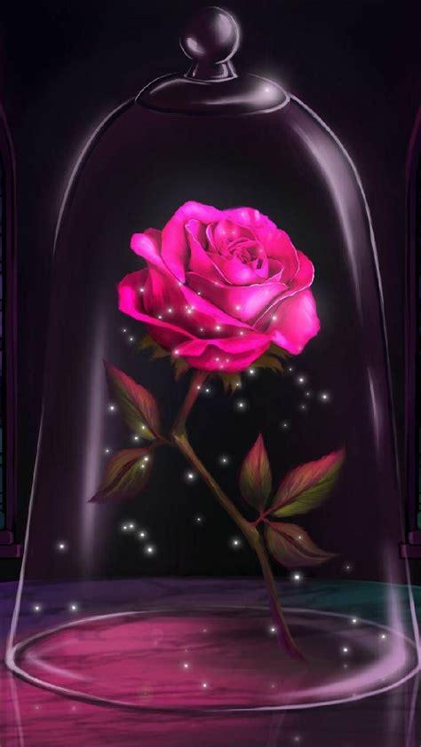glass rose wallpaper  galaxylover