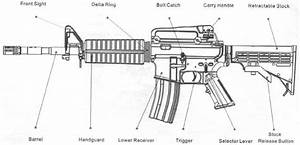 M4 Rifle Parts Diagram Gallery