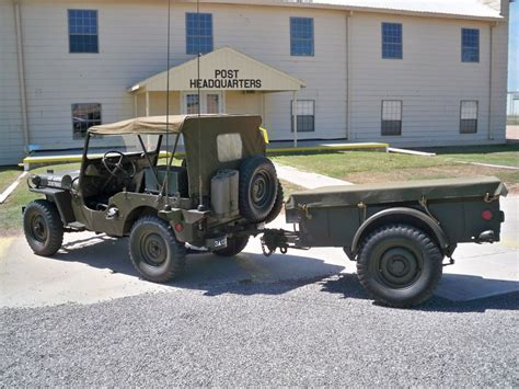 1952 Willys M38 for sale
