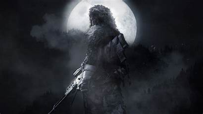 Sniper Ghost Warrior Ghosts Tactical Military Stealth