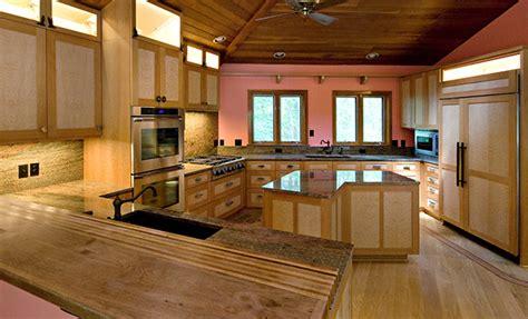birdseye maple kitchen cabinets cherry birdseye maple kitchen cabinets by wood done 4640