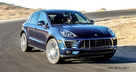 Porsche Macan Photo by Updated With 50 New Photos 2015 Porsche Macan S And