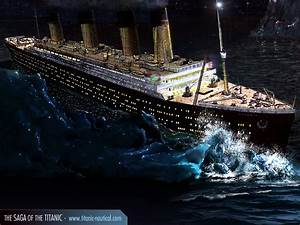 Sinking Of The Titanic And The Titan  U2013 Coincidence