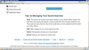 How To Delete My Resume Account by Usajobs Tips