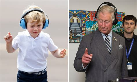 Prince George's Best Royal Impressions, From Kate