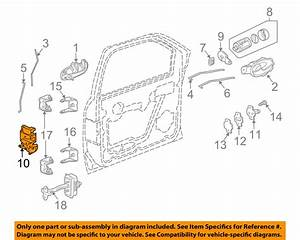 Xs 5738  Rear Tailgate Diagram Furthermore Door Lock