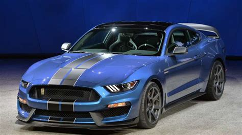 2016 Ford Mustang Shelby Gt 350 R Review, Price, 0-60 Mph