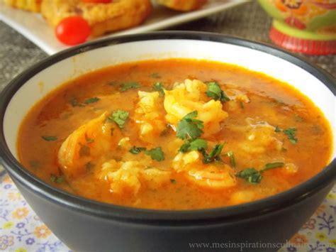 cuisine marocaine choumicha gateaux soupe aux crevettes شربة القمرون او الجمبري le cuisine de samar
