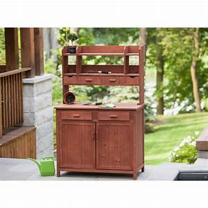 Leisure, Season, 42, In, X, 24, In, X, 67, In, Potting, Bench, With, Storage-pbs4224