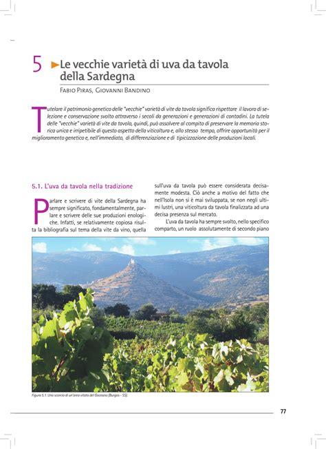 varietà uva da tavola pdf le vecchie variet 224 di uva da tavola coltivate in