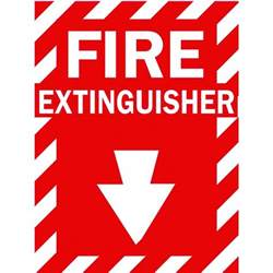 Fire Extinguisher Mounting Height Requirements by Brady 14 In X 10 In Fiberglass Fire Extinguisher Sign