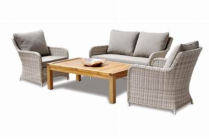 Sofa Wicker Chair Fraser Outdoor Settings Setting