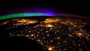 NASA Video of the Aurora Borealis from Space Is ...