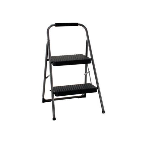 Cosco Step Stool Chair Walmart by Walmart Cosco Folding Ladders