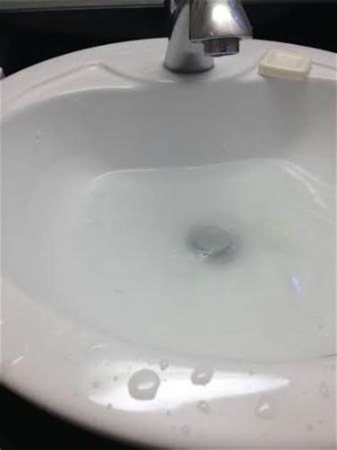 Slow Draining Sink  Picture Of Days Inn Bellemont