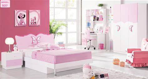 China Children Bedroom Set (xpmj-937)