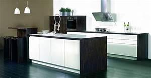 Moderne Küche Mit Kochinsel Holz : moderne k chen mit theke ~ Bigdaddyawards.com Haus und Dekorationen