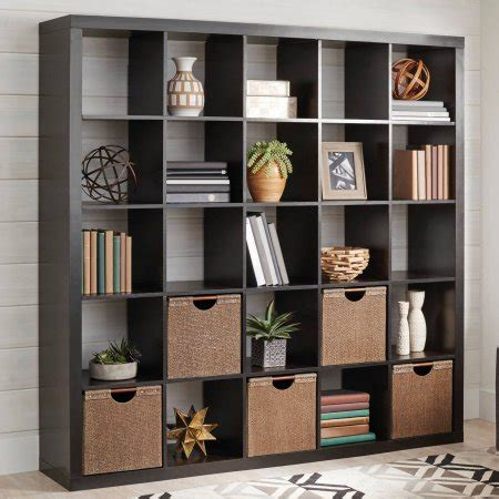 Check spelling or type a new query. Better Homes and Gardens 25 Cube Organizer Room Divider ...