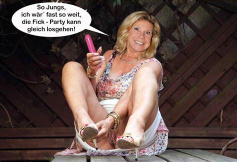 marianne hartl, deutsche mature celeb fakes