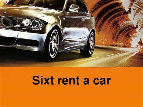 Sixt Rent A Car Romania 2014