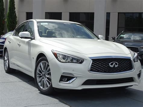 2019 New Infiniti by New 2019 Infiniti Q50 3 0t Luxe For Sale Charleston Sc