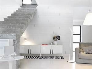 salon bois et blanc perfect decoration pour bureau With couleur moderne pour salon 16 tableau gris voyage en mer grand format rectangle