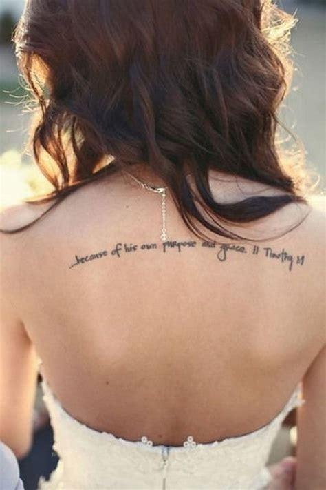 quotes tattoos  upper   women grace tattoos