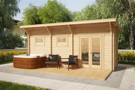 Custom Saunas Outdoor Works