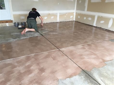 We Epoxy Coated Our Garage Floor and Lived To Tell About It