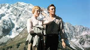 Julie Andrews and Christopher Plummer Sound of Music