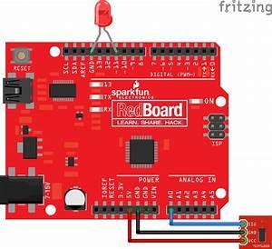 Temt6000 Ambient Light Sensor Hookup Guide