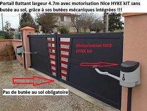 Moteur Portail Electrique : comment choisir un portail battant en alu le portail alu ~ Premium-room.com Idées de Décoration
